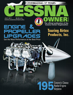 Cessna Owner Magazine July 2011