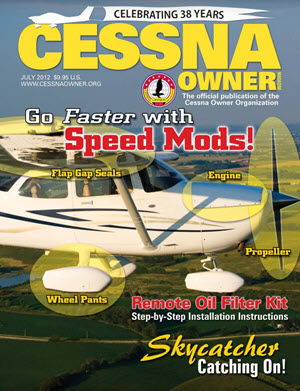 Cessna Owner Magazine July 2012