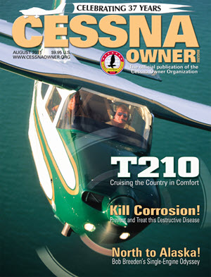 Cessna Owner Magazine August 2011