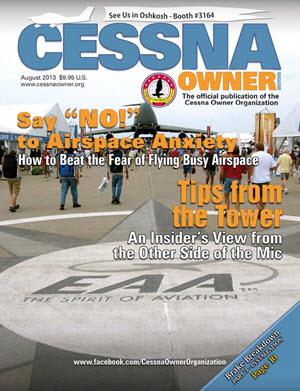 Cessna Owner Magazine August 2013