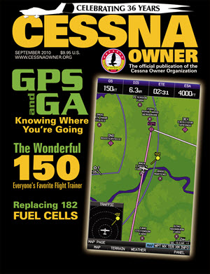 Cessna Owner Magazine September 2010