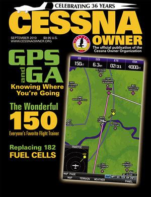 Cessna Owner Magazine September 2010