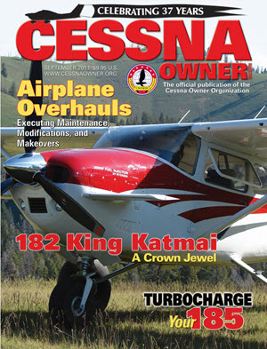 Cessna Owner Magazine September 2011