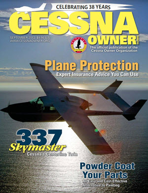 Cessna Owner Magazine September 2012
