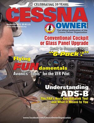 Cessna Owner Magazine September 2013