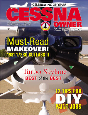 Cessna Owner Magazine October 2010