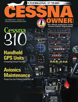 Cessna Owner Magazine October 2011