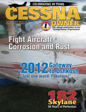 Cessna Owner Magazine October 2012