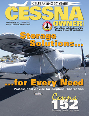 Cessna Owner Magazine November 2011