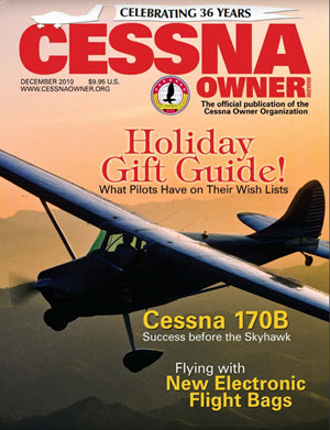 Cessna Owner Magazine December 2010