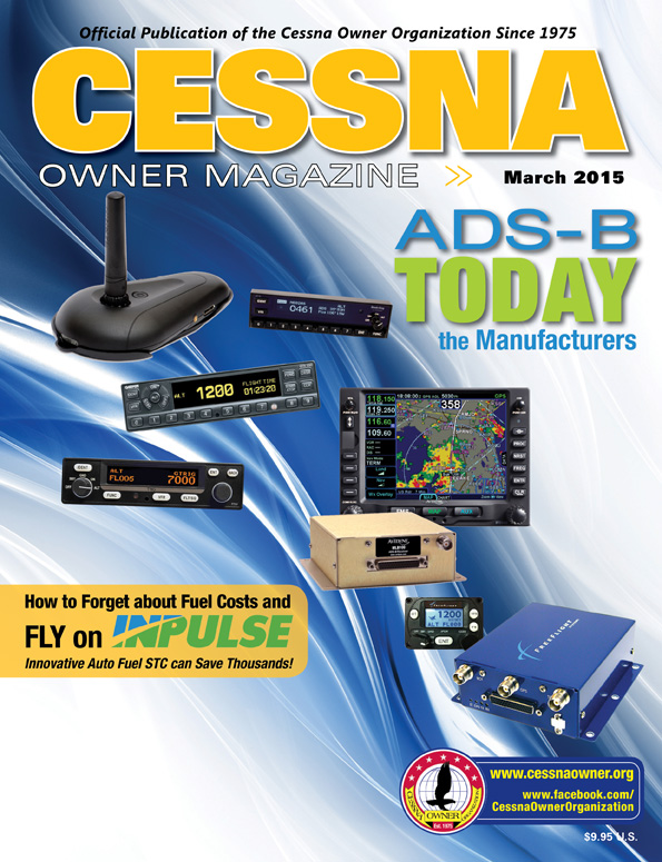 Cessna Owner Magazine March 2015