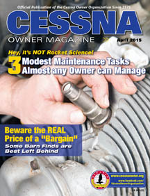 Cessna Owner Magazine April 2015