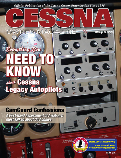 Cessna Owner Magazine May 2015