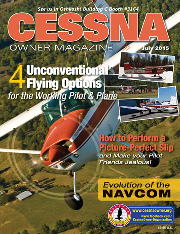 Cessna Owner Magazine July 2015