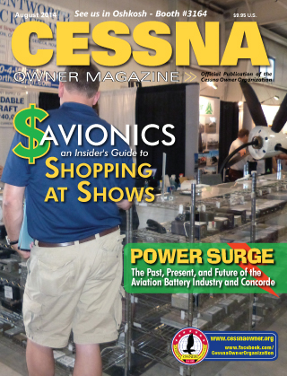 Cessna Owner Magazine August 2014