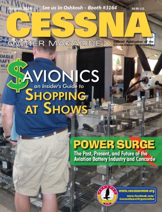 Cessna Owner Magazine August 2014