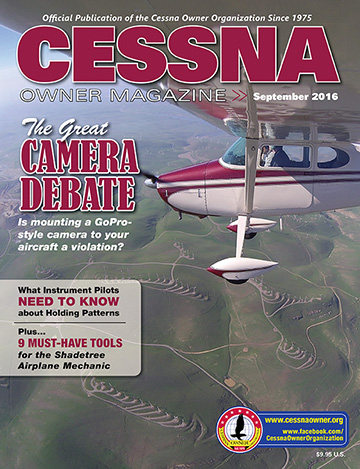 Cessna Owner Magazine September 2016