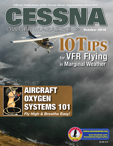 Cessna Owner Magazine October 2015