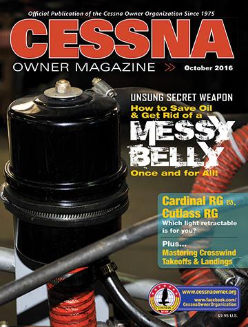 Cessna Owner Magazine October 2016