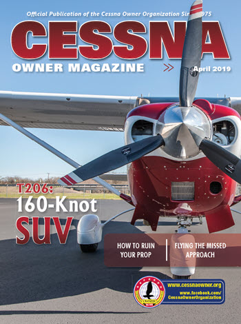 Cessna Owner Magazine April 2019