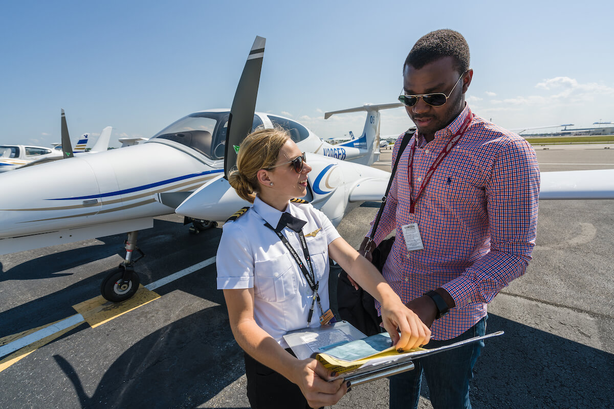 Boeing Sponsors Scholarships at Embry-Riddle