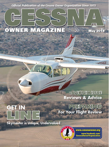 Cessna Owner Magazine May 2019