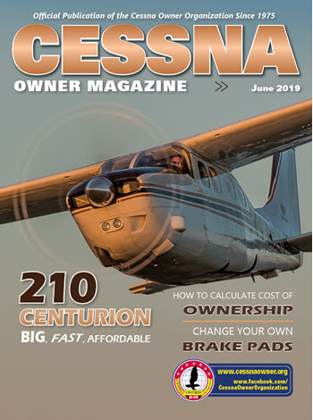 Cessna Owner Magazine June 2019