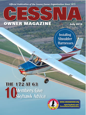 Cessna Owner Magazine July 2019