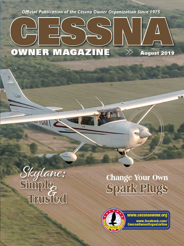 Cessna Owner Magazine August 2019