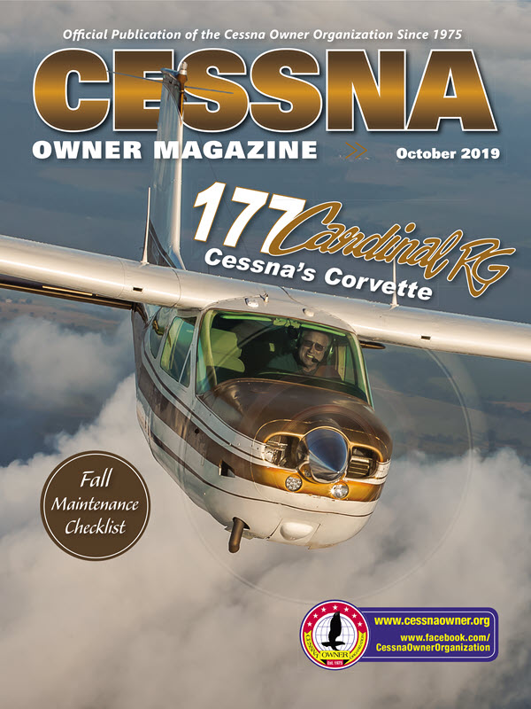 Cessna Owner Magazine October 2019