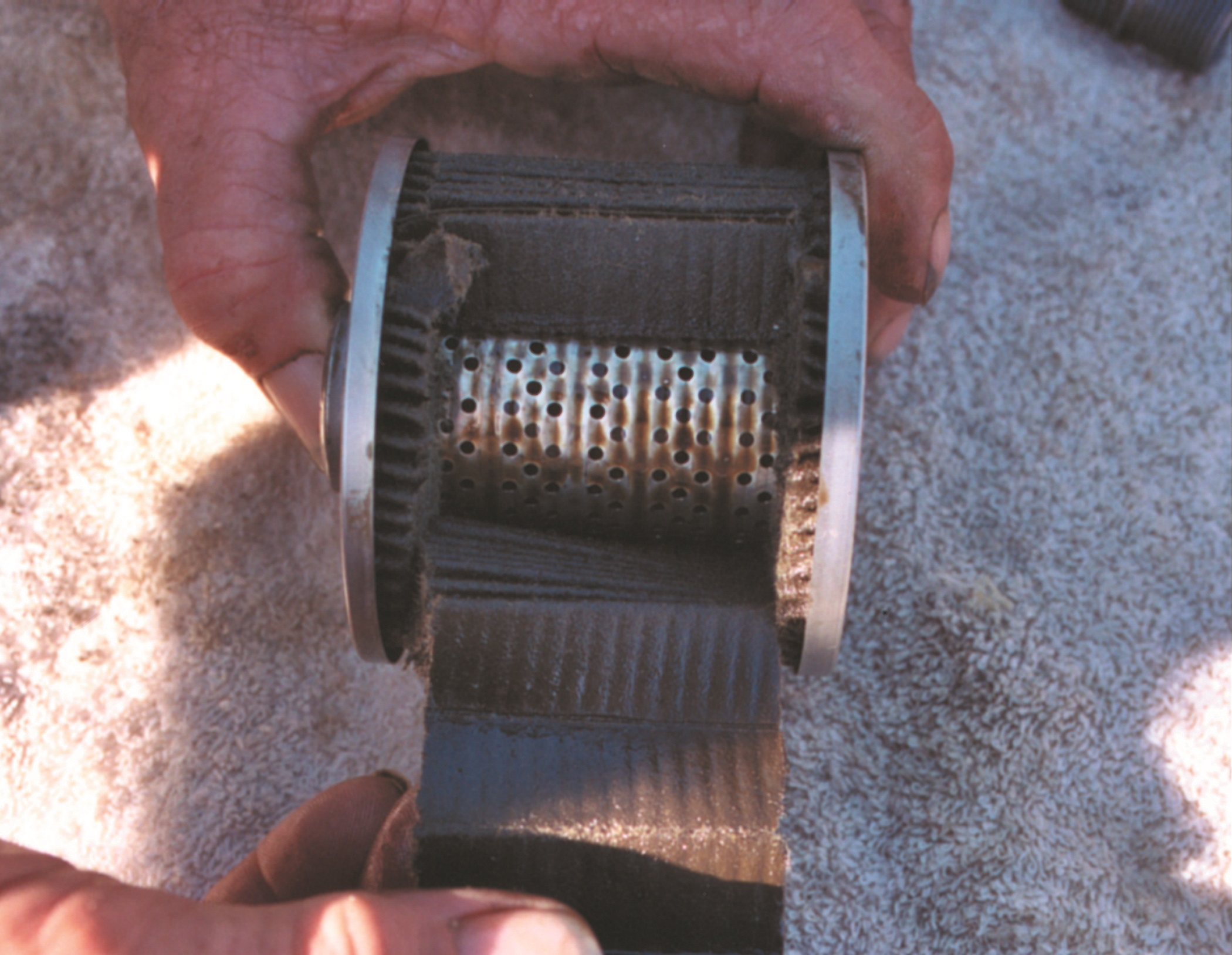 Replenishing the System: A DIY Guide to Oil & Filter Changes
