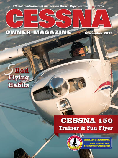 Cessna Owner Magazine November 2019
