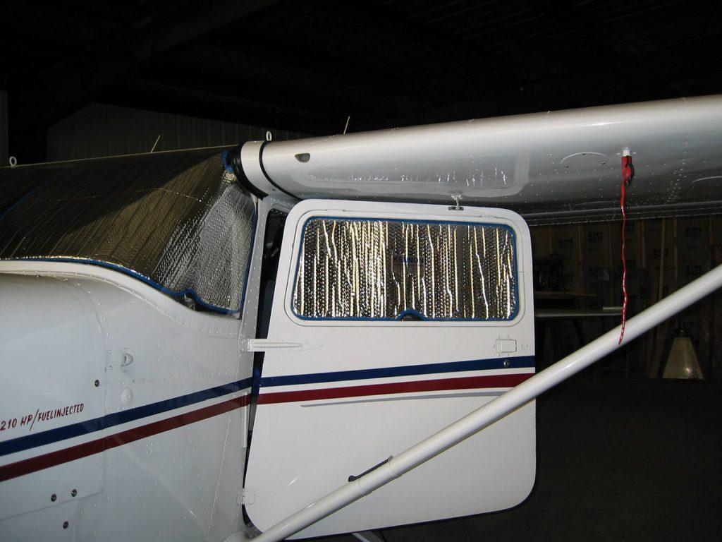 CessnaWindowShadeInstallation
