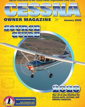 Cessna Owner Magazine 2020 Source Guide