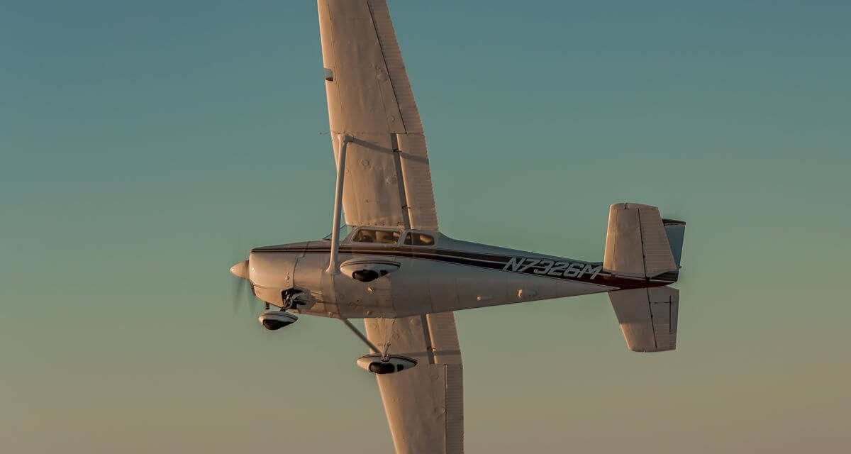 Tailplane Stalls: How to avoid one