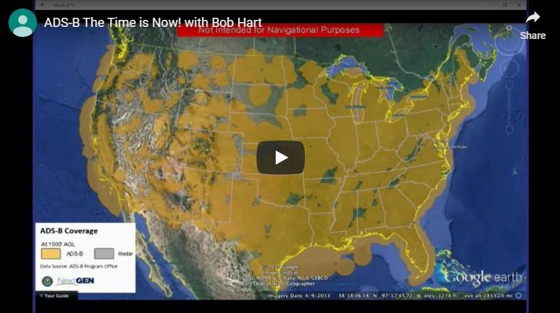 Cessna ADS-B Avionics Webinar by Bob Hart