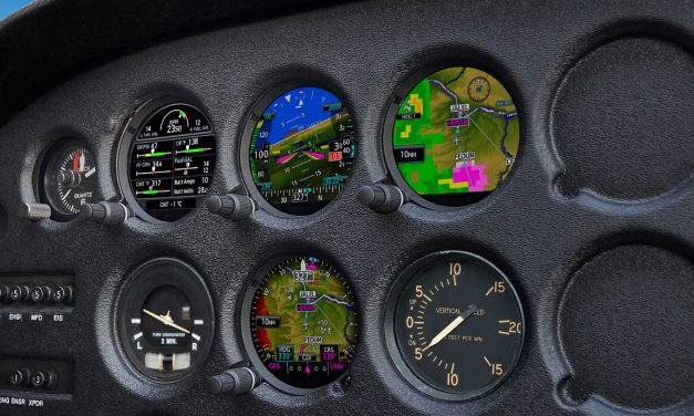 Garmin releases flight instrument replacement with GI 275