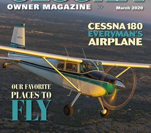CESSNA OWNER MAGAZINE MARCH 2020