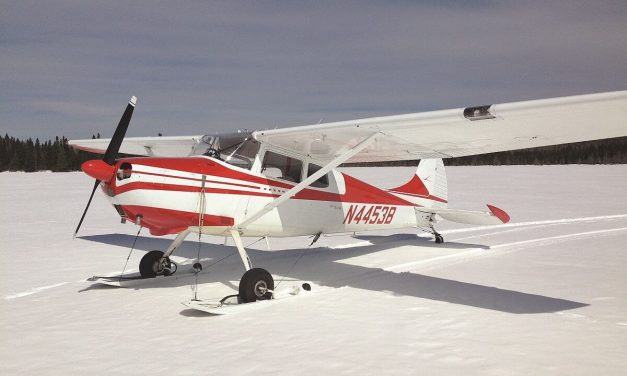 Flying on Skis: Consider the Risks and the Options