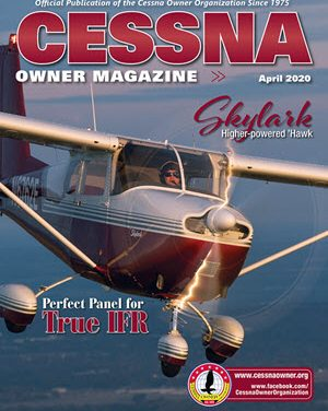 CESSNA OWNER MAGAZINE April 2020