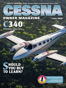 Cessna Owner Magazine June 2020