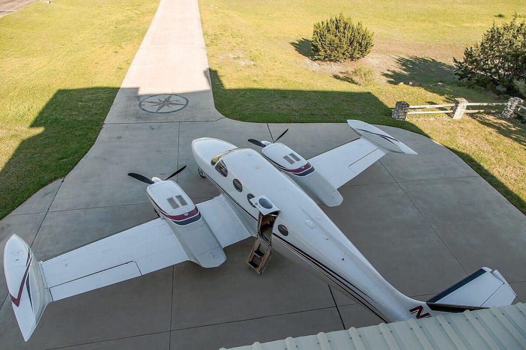 Cessna340_overhead