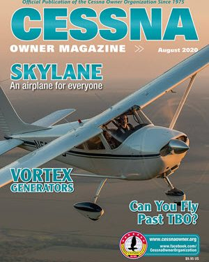 Cessna Owner Magazine August 2020