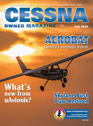 Cessna Owner Magazine July 2020