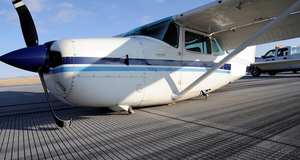 Funny Feet: P2 Aviation Technology