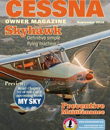 Cessna Owner Magazine September 2020