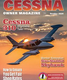 Cessna Owner Magazine October 2020