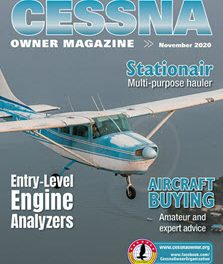 Cessna Owner Magazine November 2020