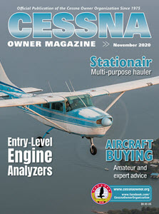 Cessna Owner Magazine November 2020
