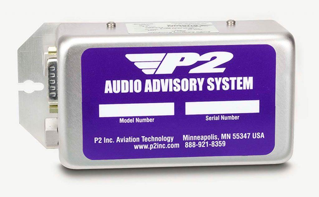 P2 Audio Advisory Systemresized